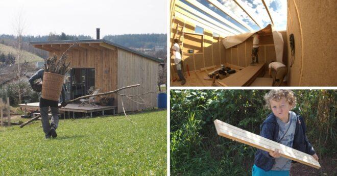 Článek - stavby z přírodních materiálů